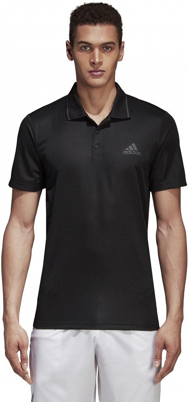Pánské sportovní tričko adidas Club Textured Polo