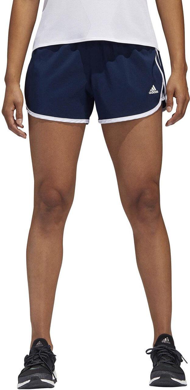 Dámské běžecké kraťasy adidas M10 Icon Woven Womens Short