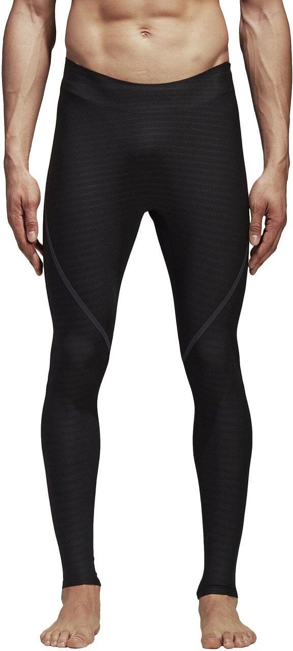 Pánské sportovní kalhoty adidas Alphaskin 360 Long Tights