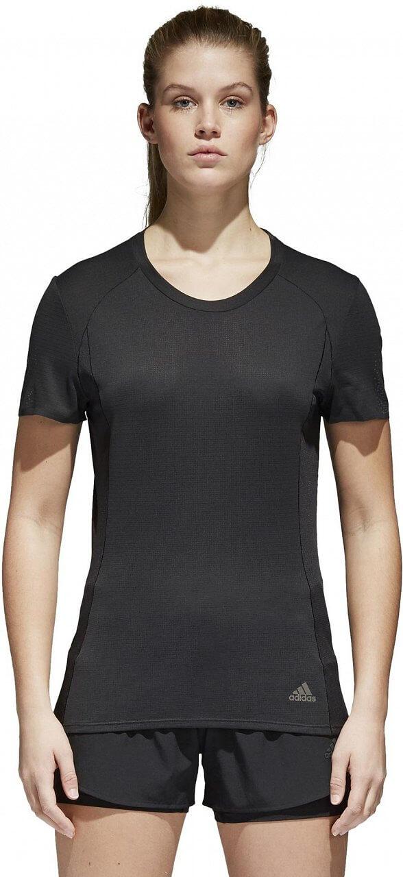 Dámské běžecké tričko adidas Fran Supernova Short Sleeve Tee Women Reflective