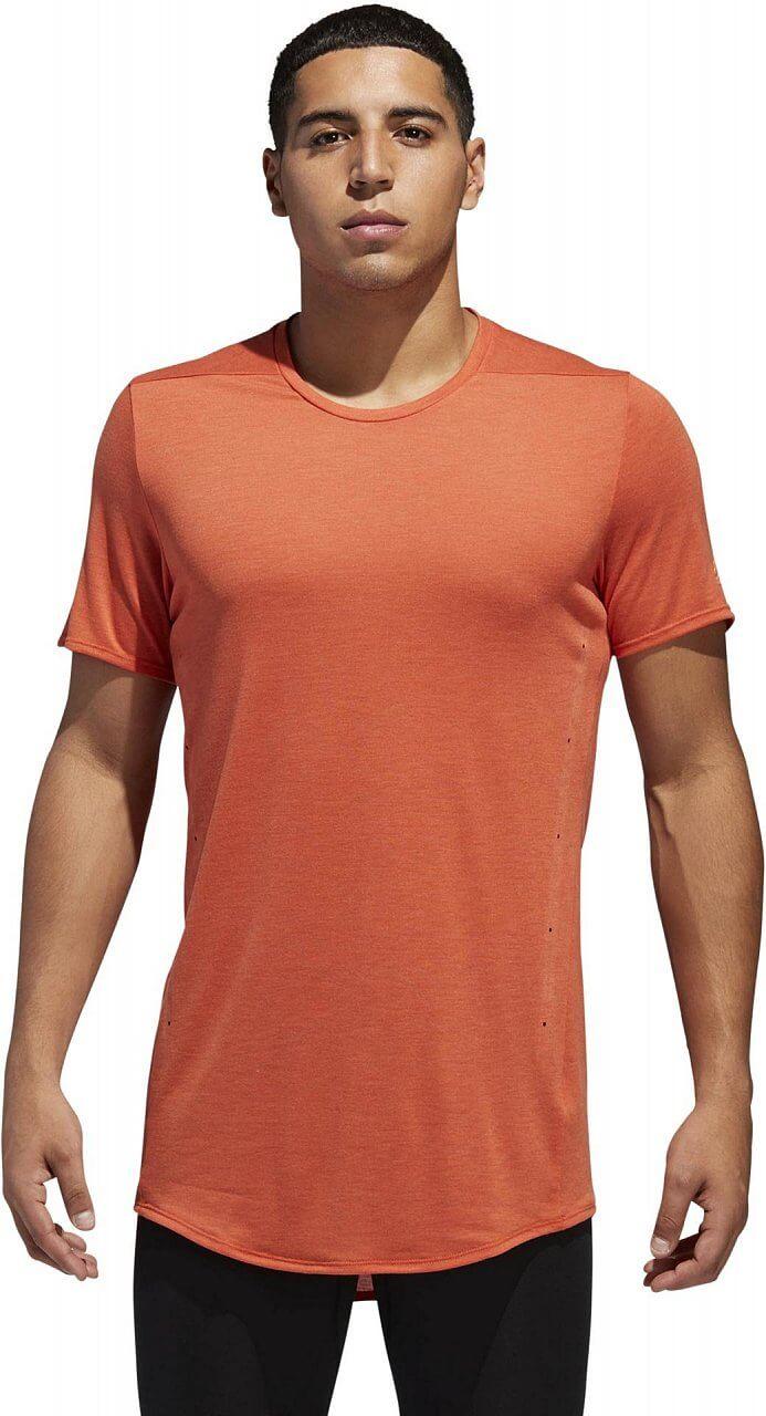 Pánské běžecké tričko adidas Supernova Short Sleeve Tee Men Story 3