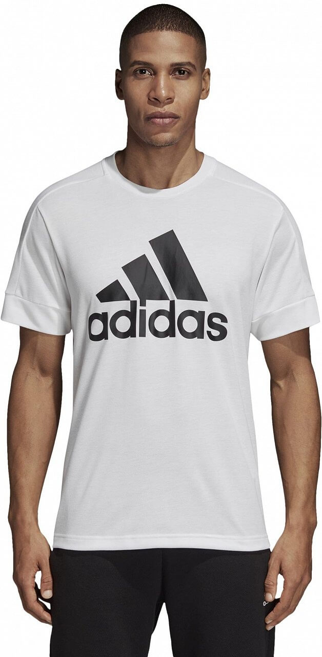 Pánské sportovní tričko adidas M ID Stadium Badge of Sport Tee