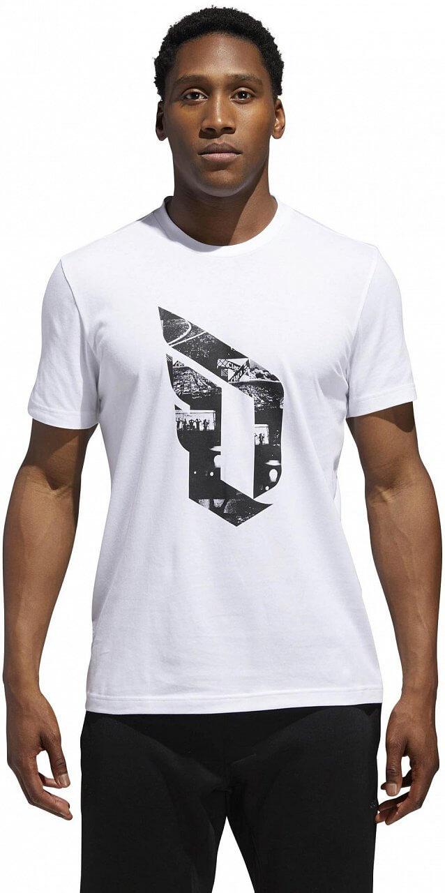 Pánské sportovní tričko adidas Dame Logo Tee
