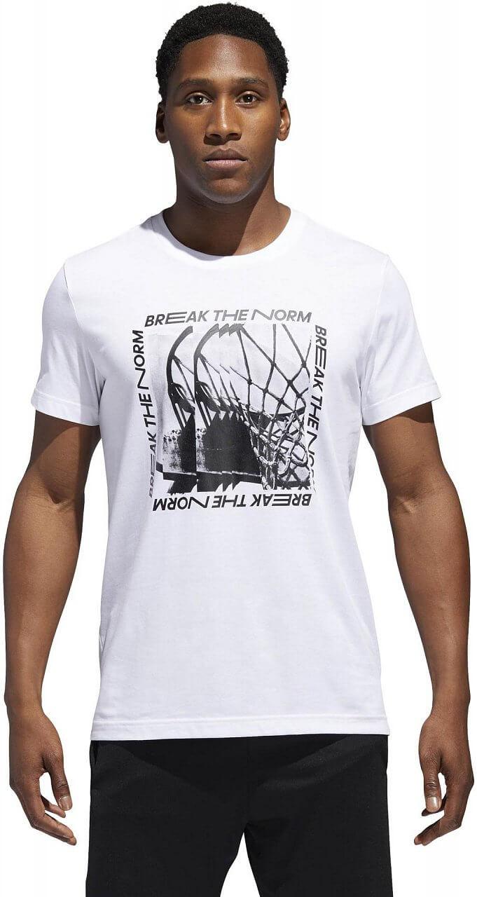 Pánské sportovní tričko adidas Brotherhood Tee