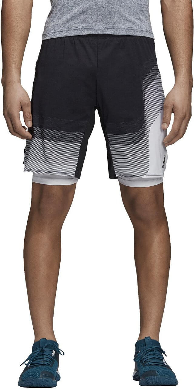 Pánské sportovní kraťasy adidas 4KRFT Short 2in1