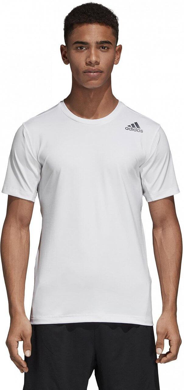 Pánské sportovní tričko adidas FreeLift Short Sleeve Climalite Fitted