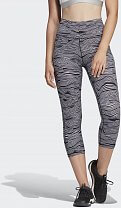 adidas Ultimate High Rise Alive Print 3/4 Tight