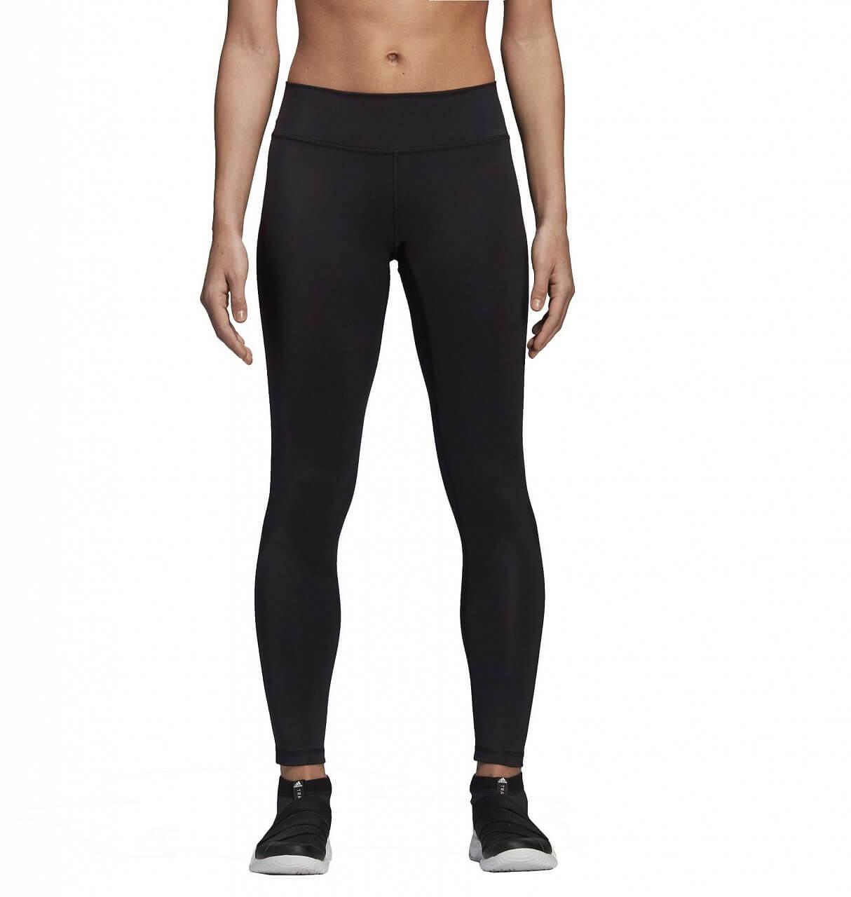 Dámské sportovní kalhoty adidas Believe This Regular Rise 7/8 Tight