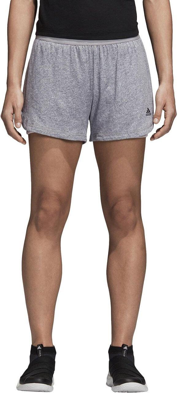 Dámské sportovní kraťasy adidas 2in1 Short Soft
