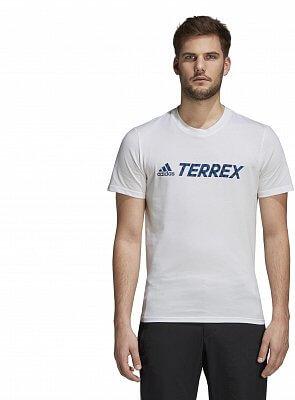 d106649e1c9 Pánské sportovní tričko adidas Logo Bar Tee