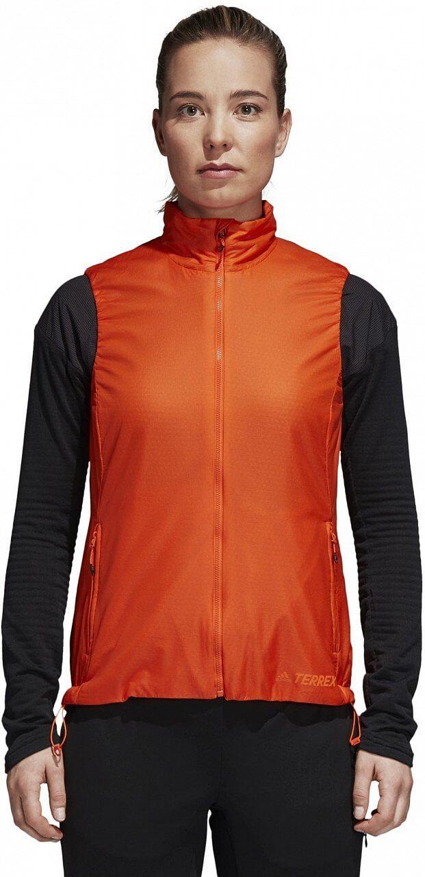 Dámská sportovní vesta adidas W Agravic Vest