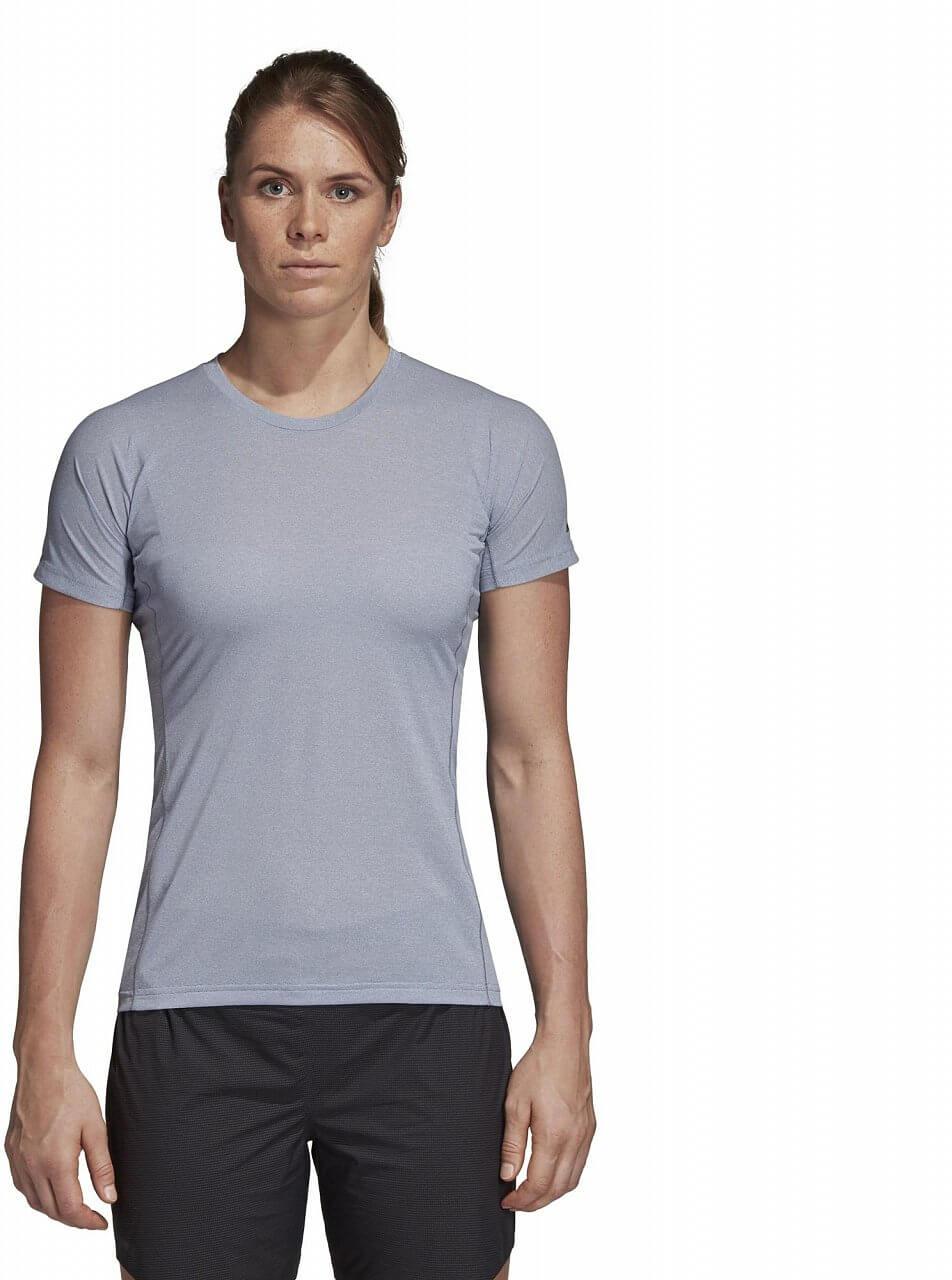 Dámské sportovní tričko adidas W Agravic Tee