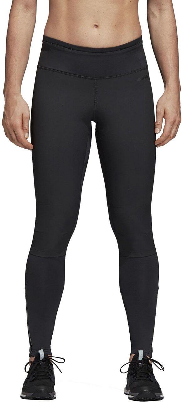 Dámské sportovní kalhoty adidas W Agravic Techfit Tight