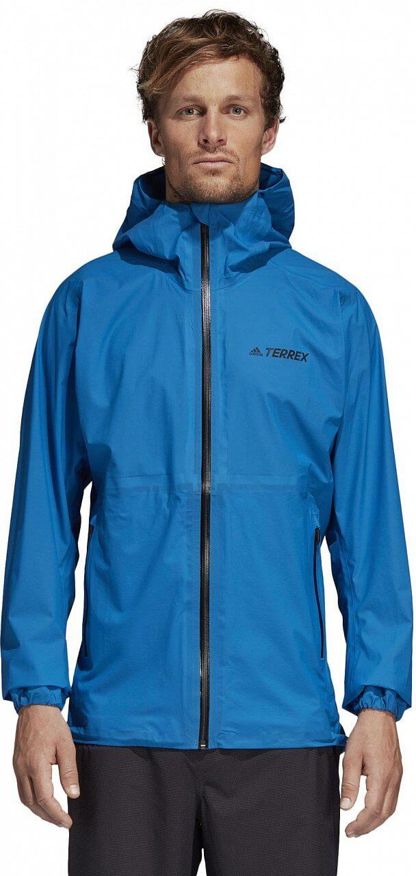 Pánská sportovní bunda adidas Agrav 3L Jacket