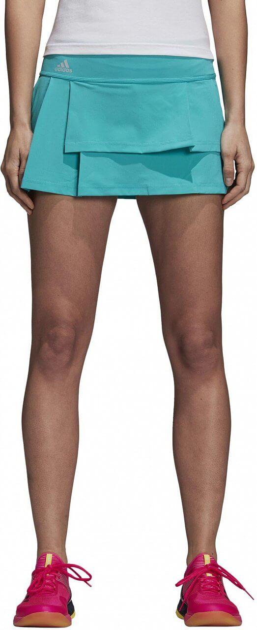 Dámská tenisová sukně adidas Advantage Layered Skirt