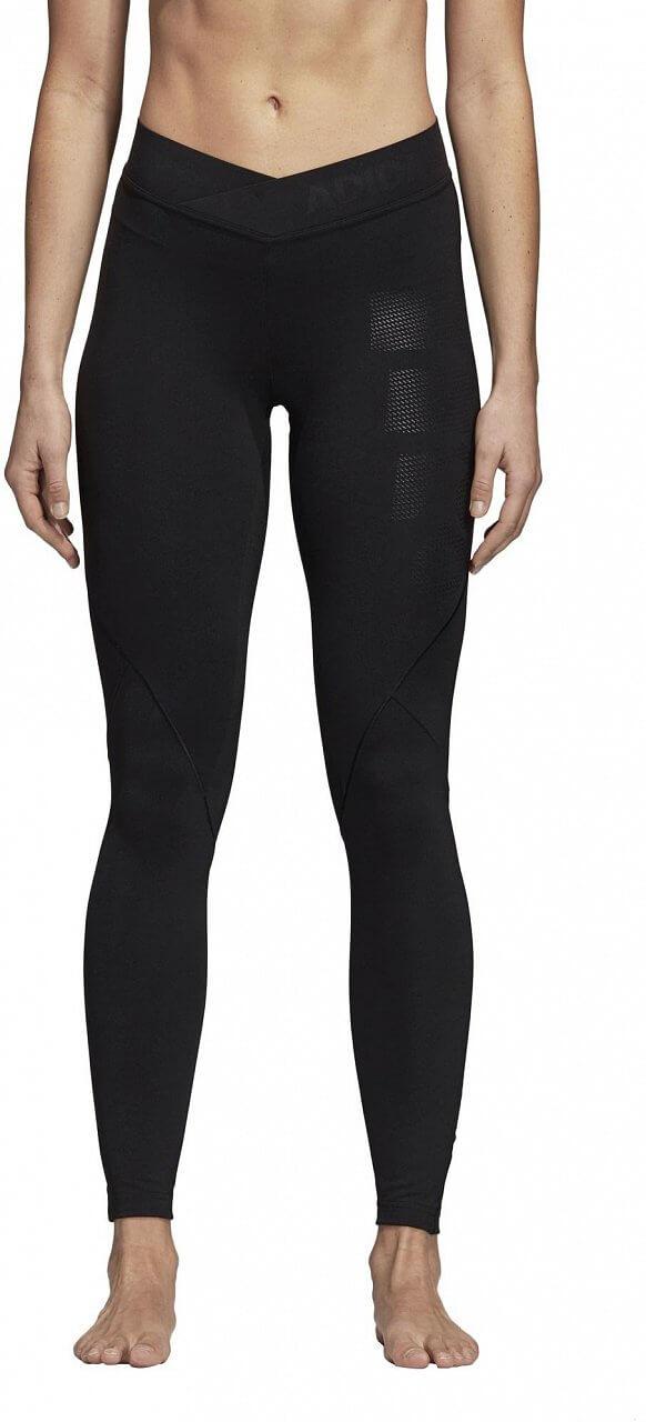 Dámské sportovní kalhoty adidas Alphaskin Tech Long Tight BP