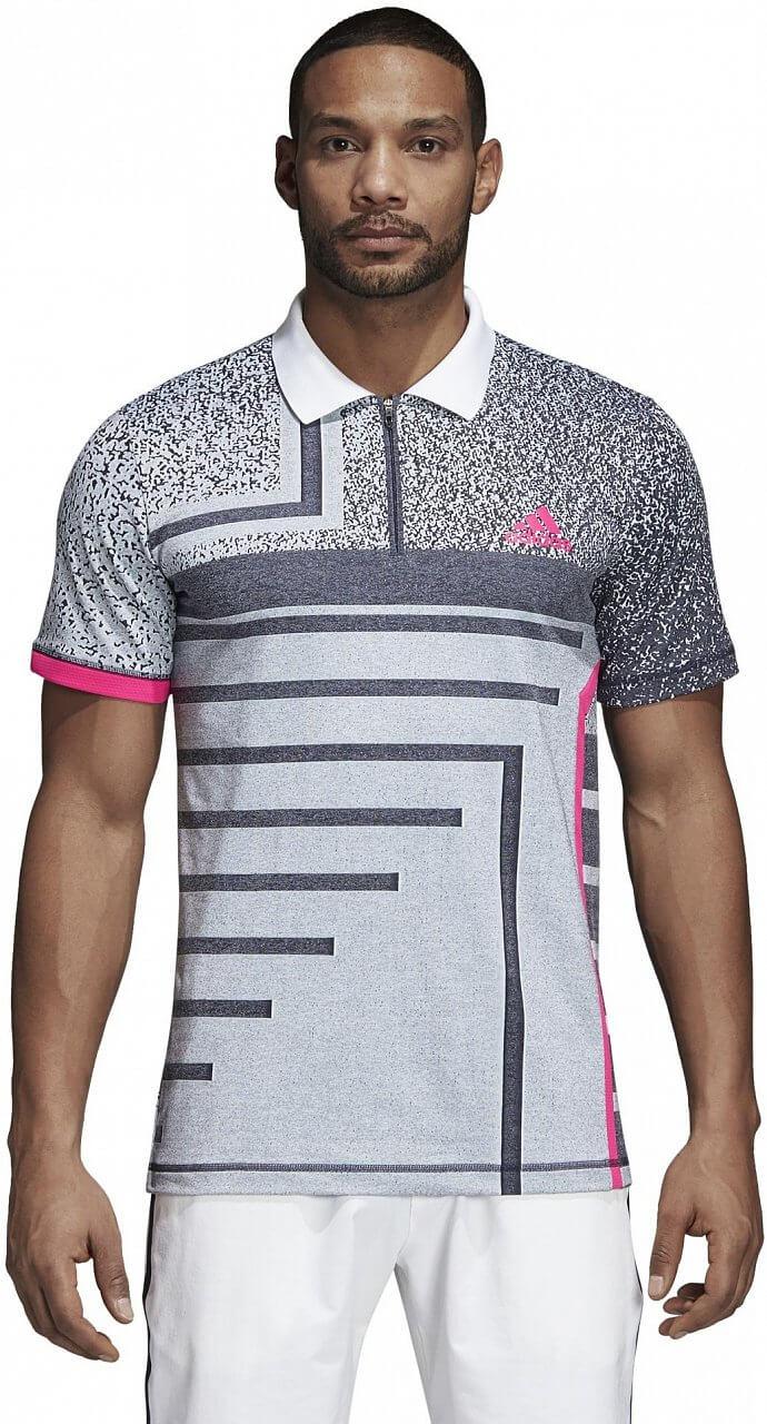 Pánské sportovní tričko adidas Seasonal Polo