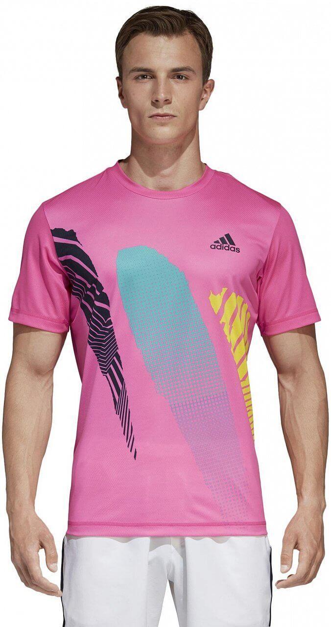 Pánské sportovní tričko adidas Seasonal Tee 2