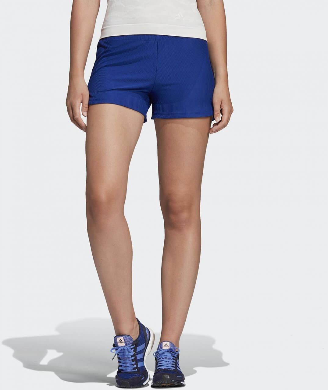 Dámské běžecké kraťasy adidas Ultra Parley Warp Knit Short W