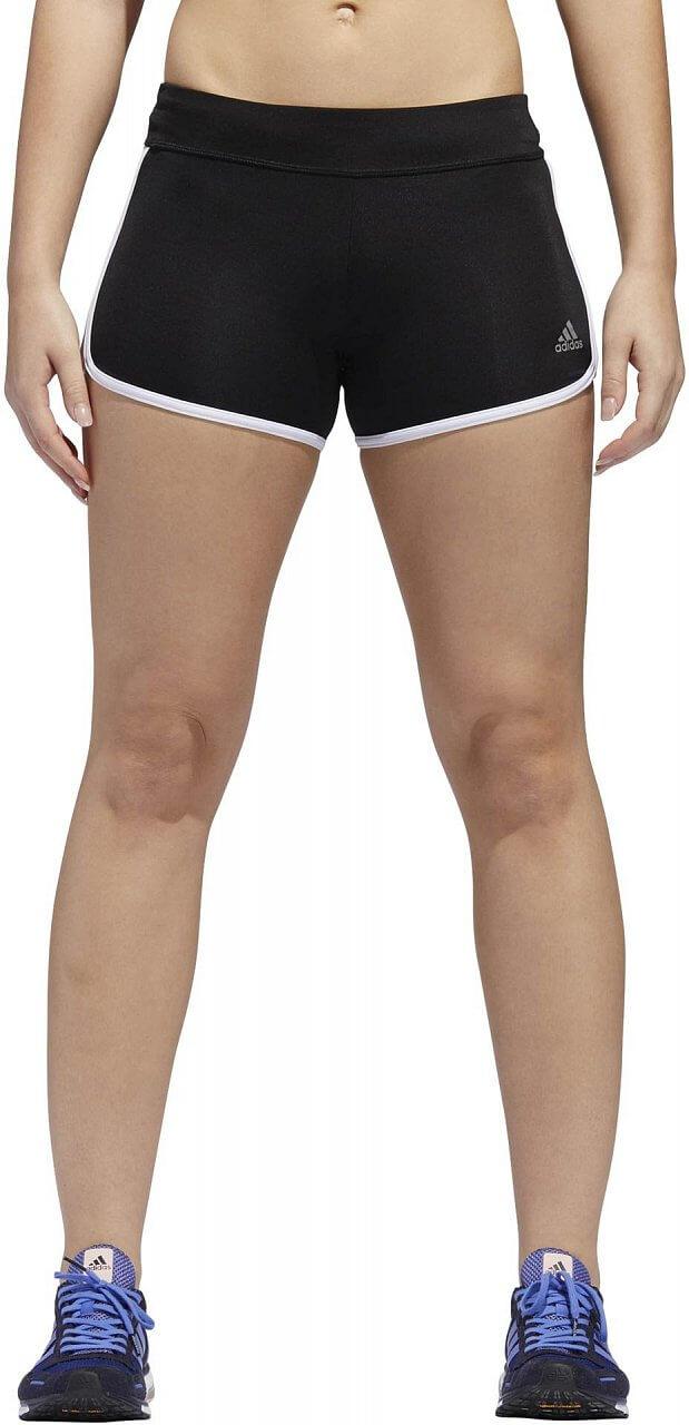Dámské běžecké kraťasy adidas M10 Short Booty Women