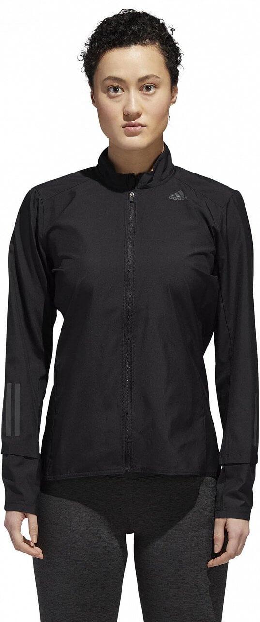 Dámská běžecká bunda adidas Response Wind Jacket Women