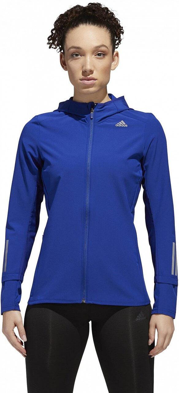 Dámská běžecká bunda adidas Response Soft Shell Jacket Women
