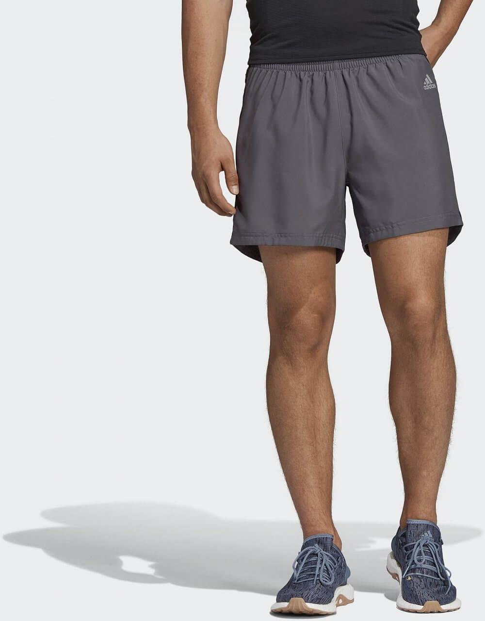 Pánské běžecké kraťasy adidas Response Short Men
