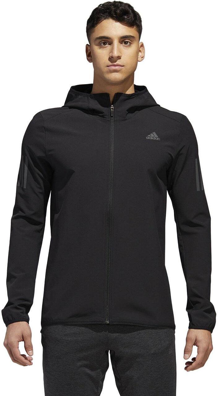 Pánská běžecká bunda adidas Response Soft Shell Jacket Men