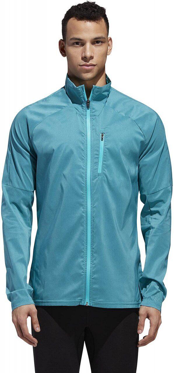 Pánská běžecká bunda adidas Supernova Jacket