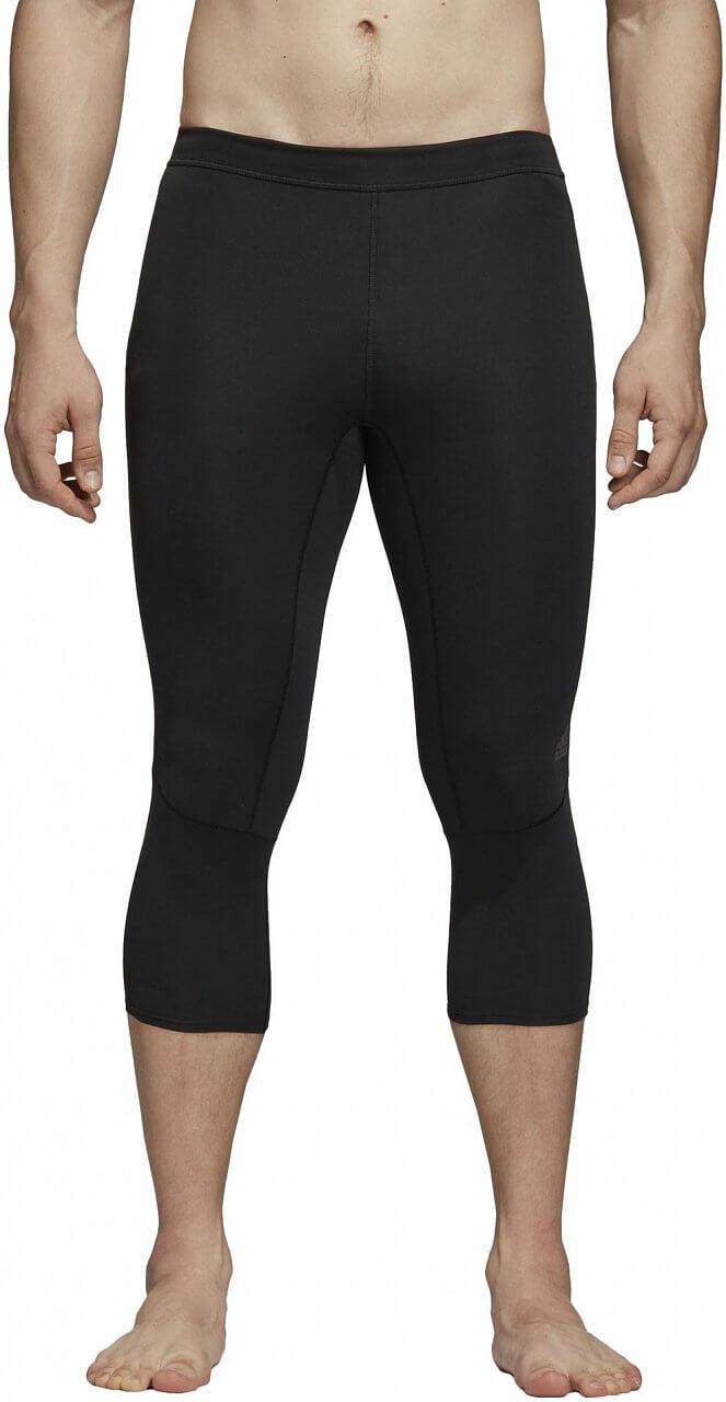 Pánské běžecké kalhoty adidas Supernova 3/4 Tight Mens