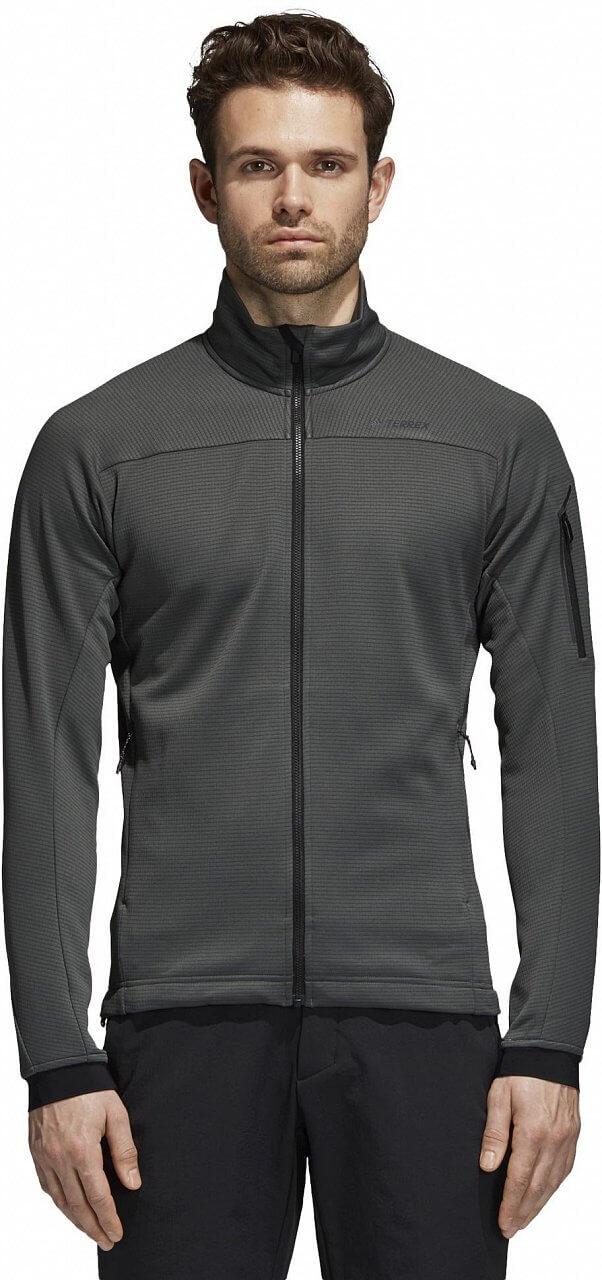 Pánská sportovní mikina adidas Stockhorn Fleece Jacket