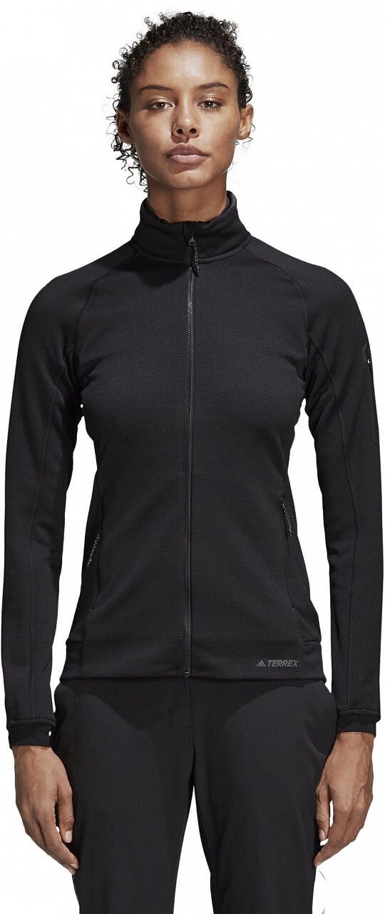 Dámská sportovní mikina adidas Stockhorn Fleece Jacket