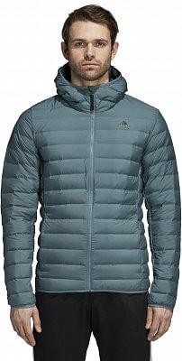 3d2667155 Pánska športová bunda adidas Varilite Soft Hooded