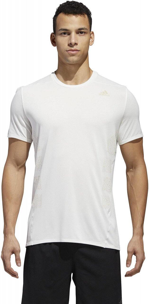 Pánské běžecké tričko adidas Supernova Short Sleeve Tee Men Reflective