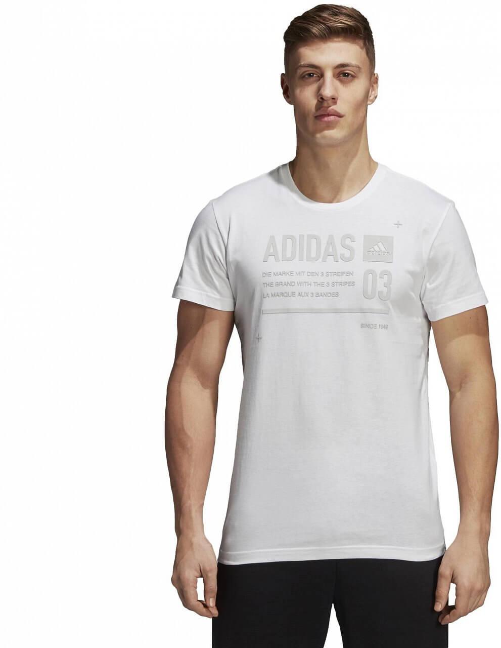 Pánské sportovní tričko adidas Lineage ID