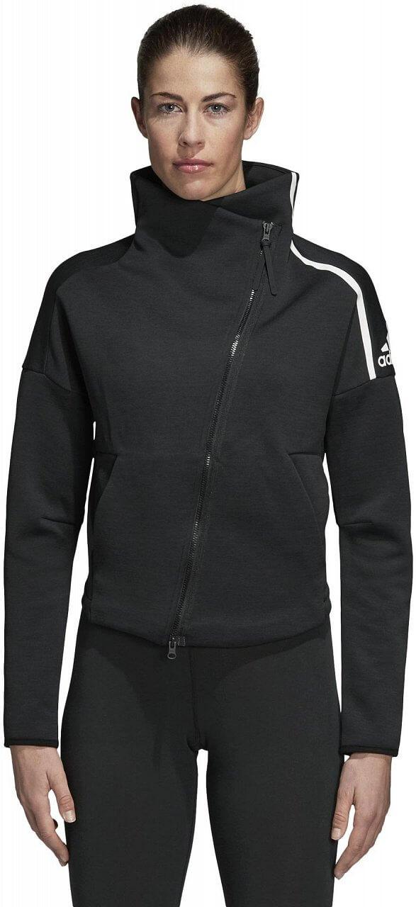 Dámská sportovní bunda adidas ZNE Heartracer Jacket