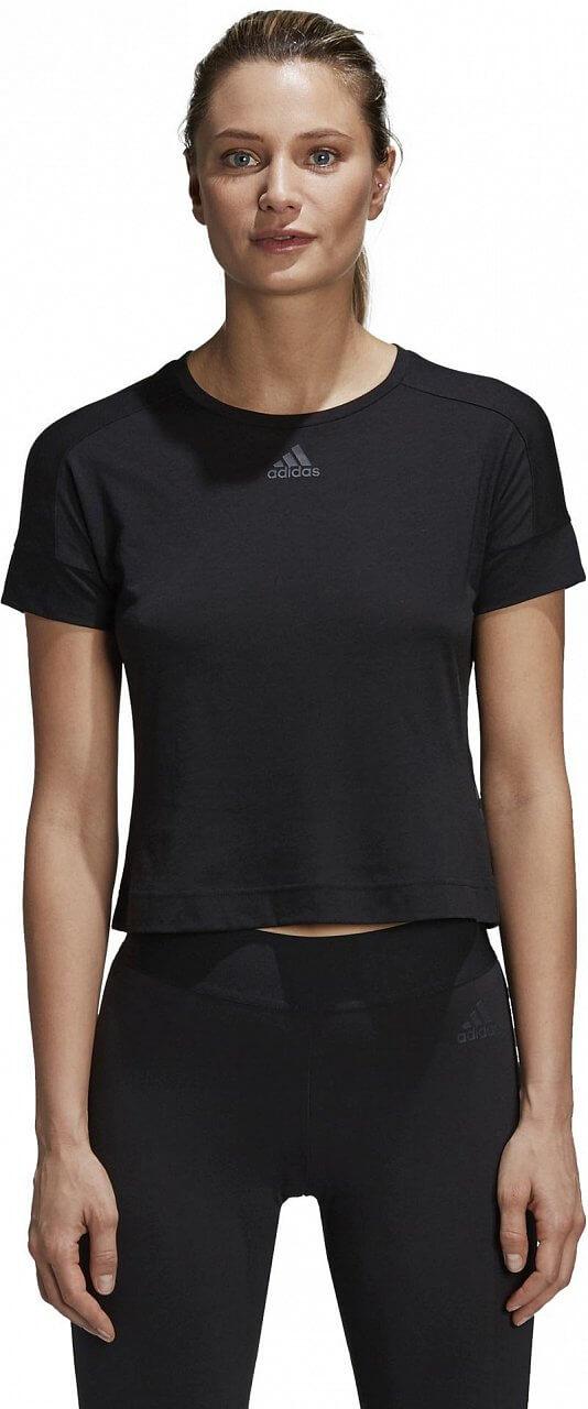 Dámské sportovní tričko adidas Women ID Slim Tee