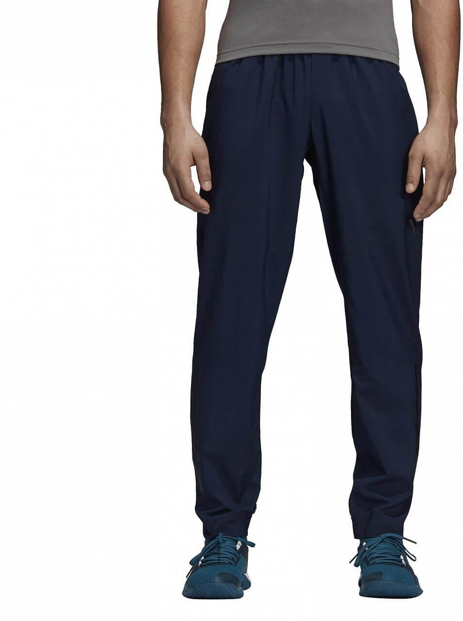 Pánské sportovní kalhoty adidas Workout Pant Climacool Woven