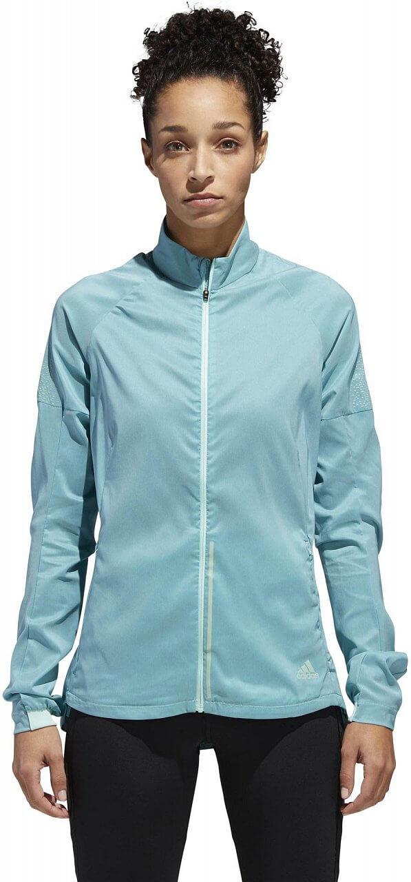Dámská běžecká bunda adidas Confident 3 Season Jacket Women 1