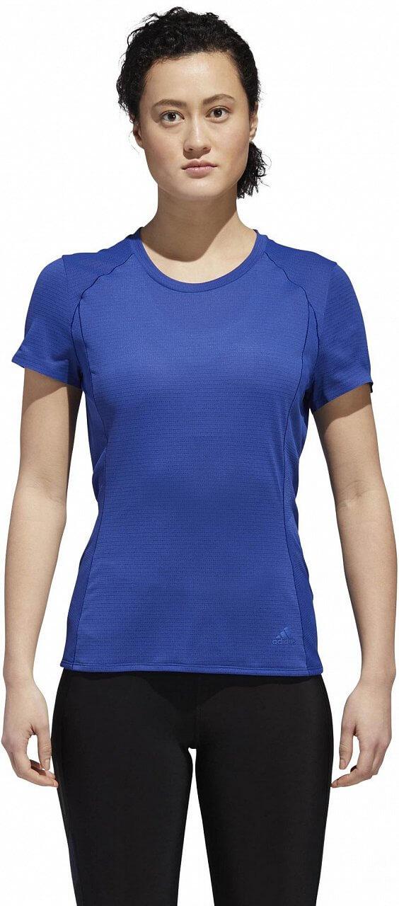 Pólók adidas Fran Supernova Short Sleeve Tee Women
