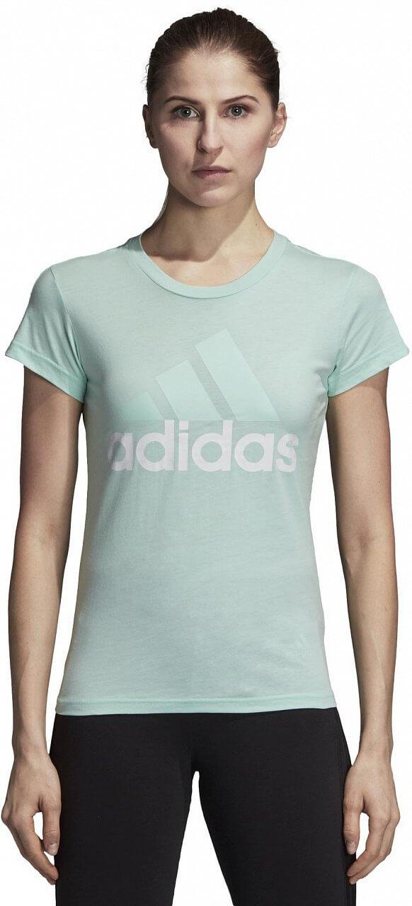 Pólók adidas Essentials Linear Slim Tee