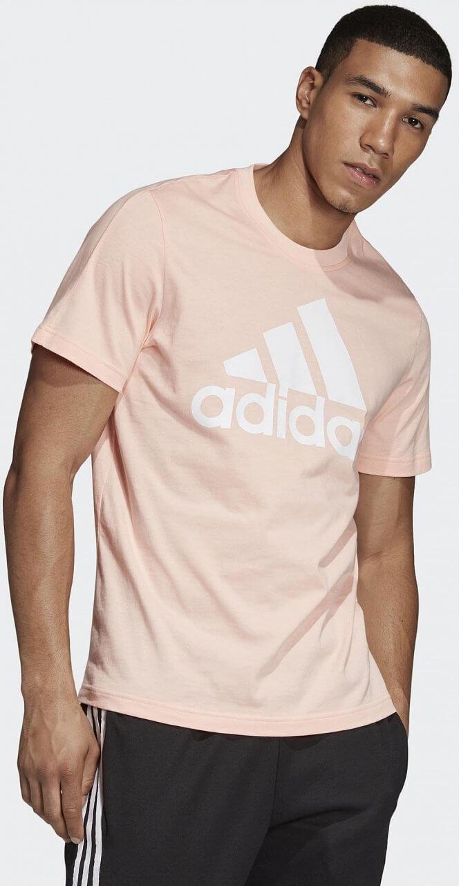 Pánské sportovní tričko adidas Essentials Linear Tee
