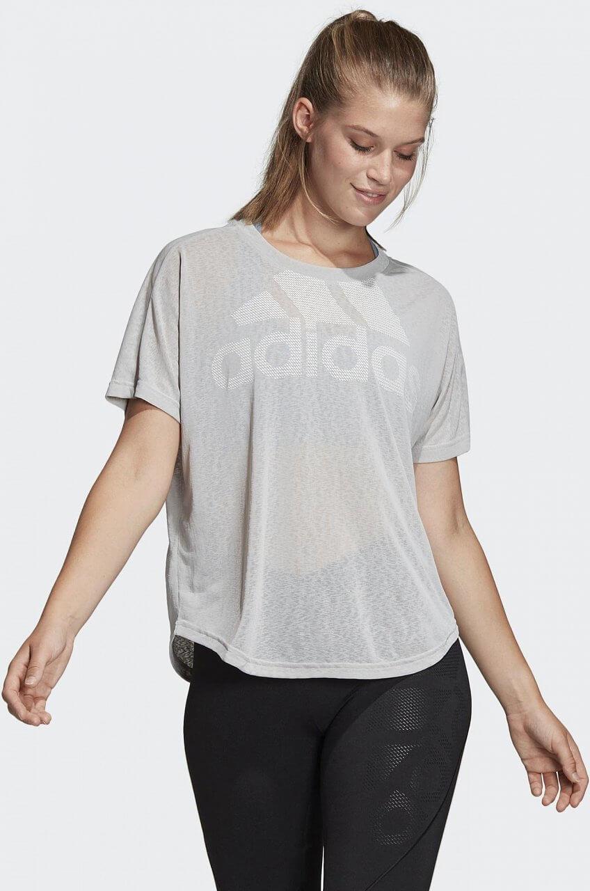 Dámské sportovní tričko adidas Magic Logo Tee