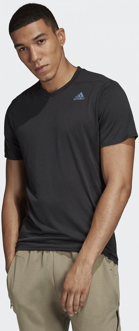 Pólók adidas Supernova Short Sleeve Tee Mens