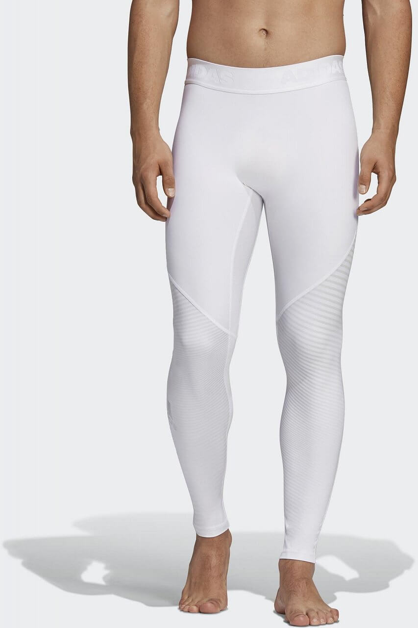 Nadrágok adidas Alphaskin Sport Long Tights Print