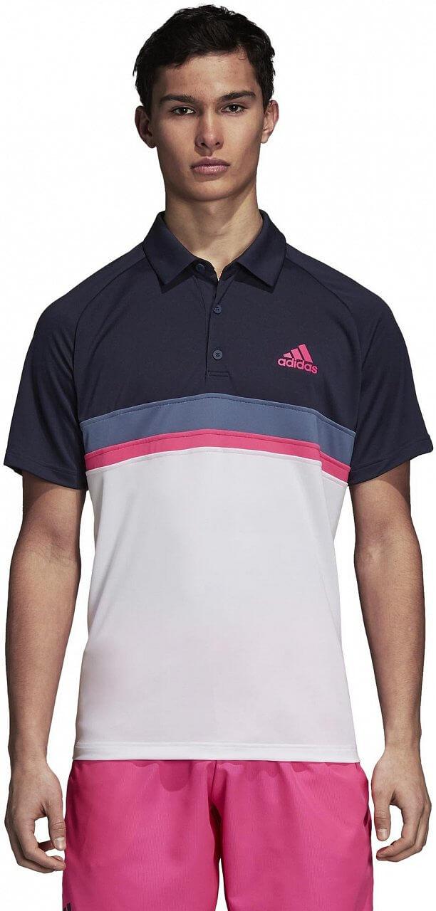 Pólók adidas Club Color Block Polo