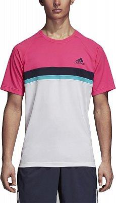 f62b72ebbf47 Pánské sportovní tričko adidas Club Color Block Tee