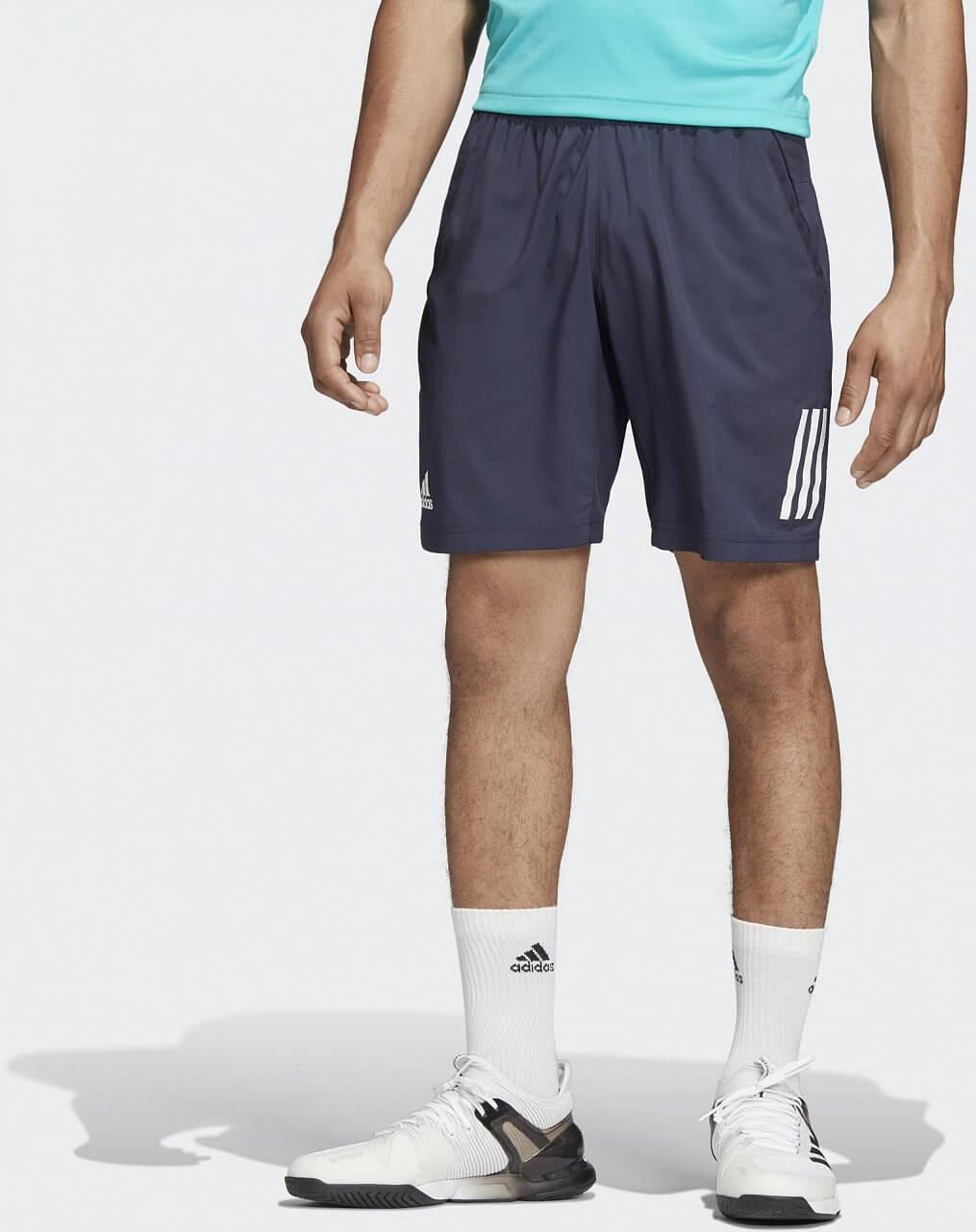 Pánské sportovní kraťasy adidas Club 3S Short