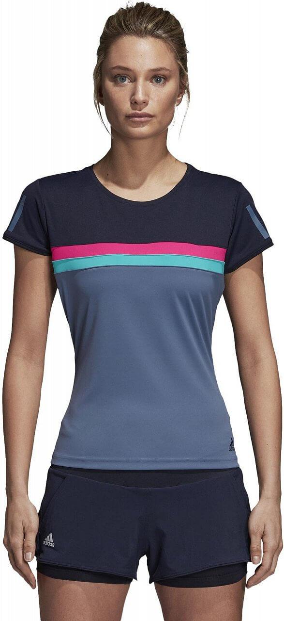 Dámské sportovní tričko adidas Club Tee