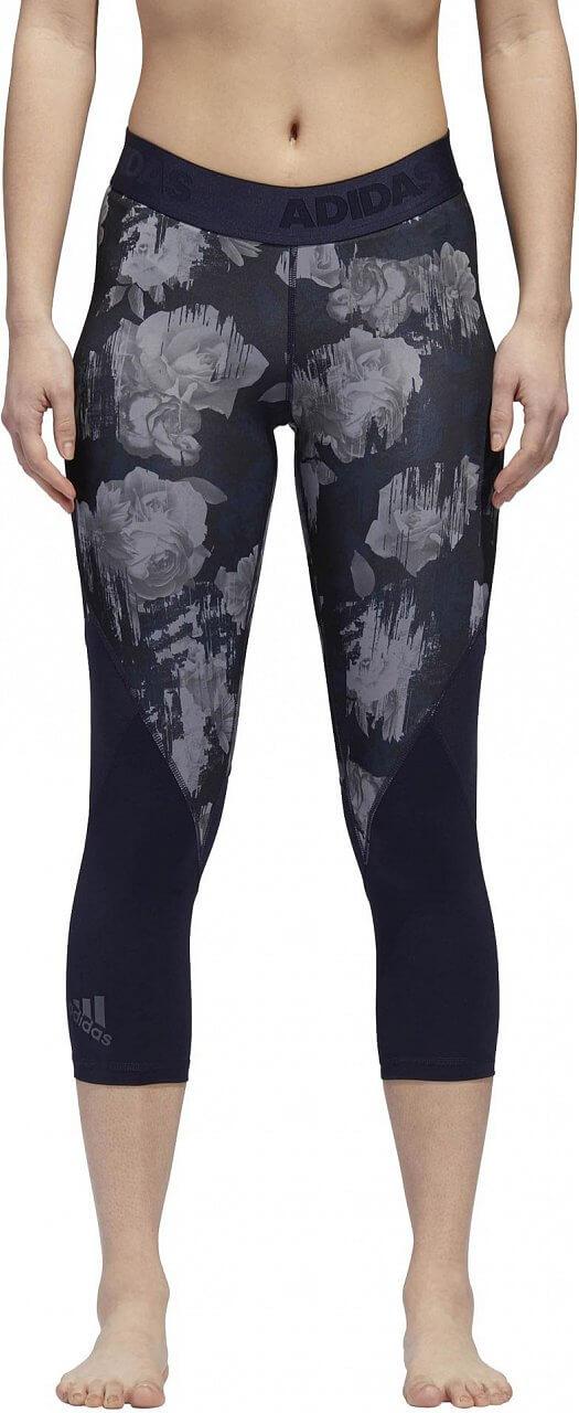Dámské sportovní kalhoty adidas Alphaskin Sport 3/4 Tight